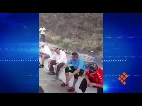 Suman 2 lesionados en marcha en la Siglo 21