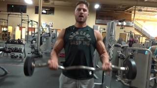 My Favorite Biceps Exercises For Growth!