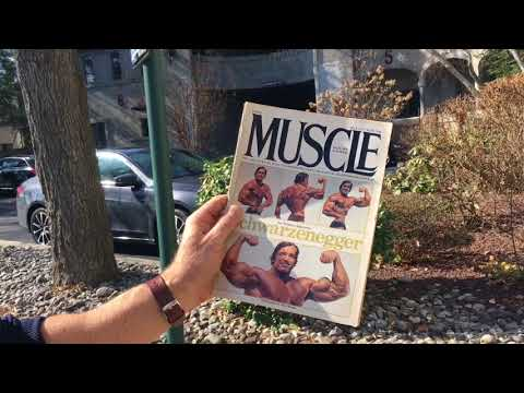 Old School Strength Magazines! VICTORY!!