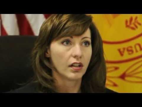 Corrupt Judges, Lawyers & Criminologists. Wall of Shame. Tennessee Judge Amanda Sammons