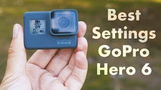 How To Pick The Best Video Settings For The GoPro Hero 5 & 6!