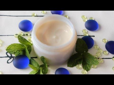 Crema lenitiva e rinfrescante ecco come realizzarla. Dopobarba e post depilazione