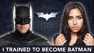 I Trained To Become Batman 🦇 (Justice League)