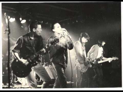 The Stone Roses- Live Stockholm Sweden, 1985- FULL GIG