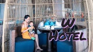 W Hotel Seminyak.#whotel #bali…