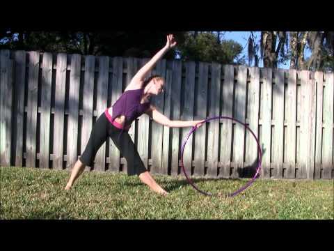 Hoop Yoga with Lindsay Nova