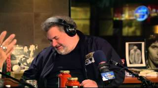 The Artie Lange Show - Marky Ramone (Part #1) - In The Studio