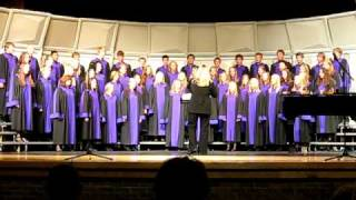 Turn the World Around performed by the Oelwein Chamber Choir