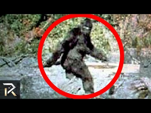Mysterious Video Footage That Can Not Be Explained