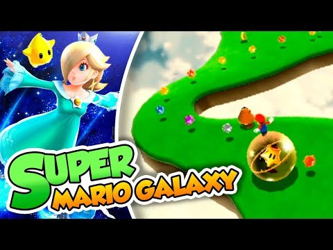 ¡Super Mario Ball! - #05 - Super Mario Galaxy (WiiU) DSimphony