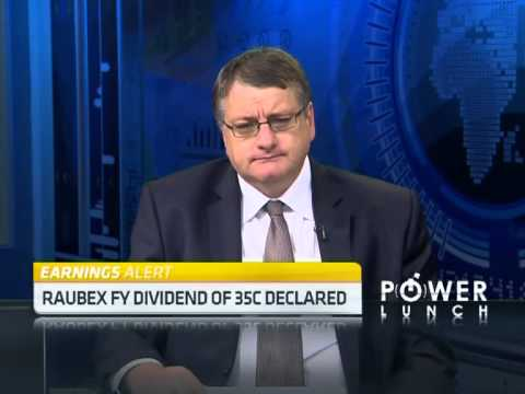 Raubex Full Year Results with CEO Rudolf Fourie