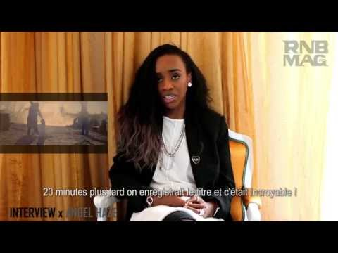 Angel Haze - Interview RNB MAG