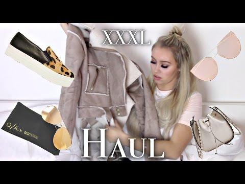xxxl fashion haul amazon dresslink romwe shein etc paulinamary youtube. Black Bedroom Furniture Sets. Home Design Ideas
