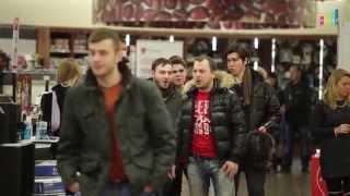 Download Самый лучший русский флешмоб! Mp3 and Videos