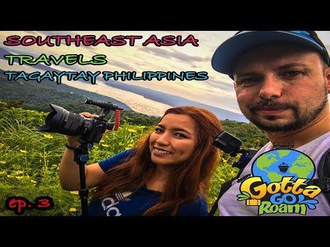 Lipa Batangas & Tagaytay (Southeast Asia Travels, Philippines)