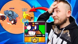 TESTUJEMY STAR POWER DO EL PRIMO NA BOSS FIGHT! BRAWL STARS POLSKA