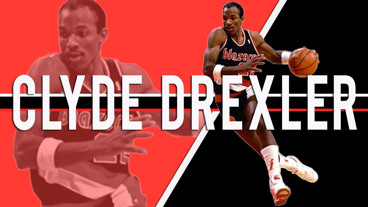 Clyde Drexler NBA History