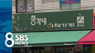 '장사의 신' 알고 보니 갑질도 '신' / SBS