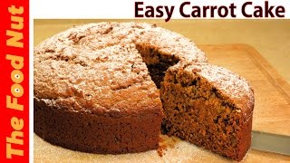 carrot cake using cake mix