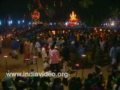 The unique festival of Kottankulangara chamayavilakku