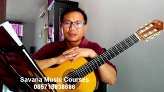 (Testimonial) Kursus Les Gitar Privat classic/pop/jazz di Alam Sutera Tangerang 085718838686