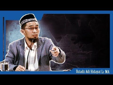Jangan Gunakan Ringtone Adzan dan Al Quran di Handphone!    Ustadz Adi Hidayat Lc MA