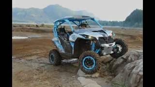 Can Am Maverick 1000R Turbo Xds