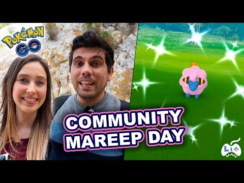 Así vivimos nuestro MAREEP Day en Pokemon GO [LioGames] 3x14 thumbnail