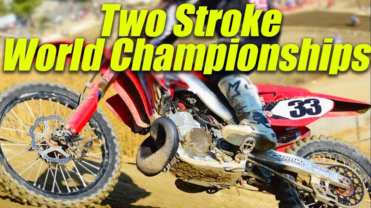 The Wiseco Two  Stroke World Championship Video Recap
