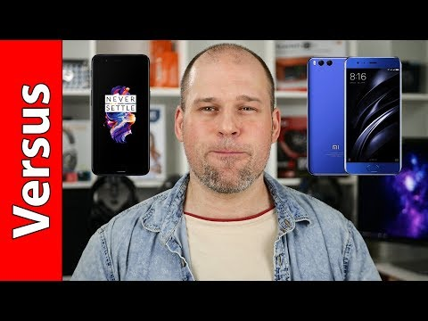 OnePlus 5 or Xiaomi Mi6 | my 2 favorite phones of 2017