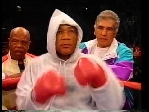 George Foreman vs Michael Moorer 5.11.1994 - WBA & IBF World Heavyweight Championships