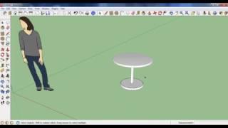 Video membuat meja bulat dengan menggunakan Sketchup download MP3, 3GP, MP4, WEBM, AVI, FLV Desember 2017
