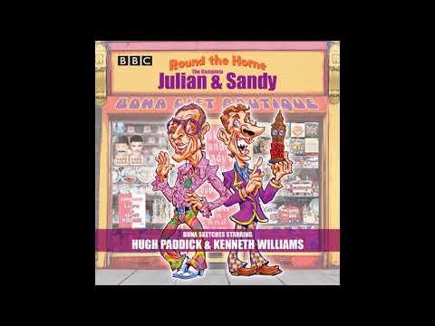 JULIAN & SANDY - Bona Christmas Party