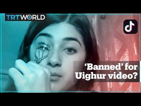 Teen Defiant Despite Alleged Ban On TikTok Video About Uighurs