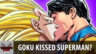 Goku Kissed Superman? | DEATH BATTLE Cast