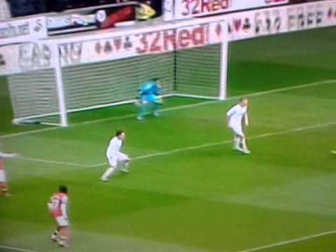 Swansea City 0 - 2 Arsenal
