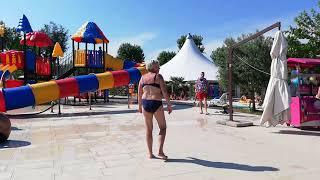 Al Camping Village Vigna Sul Mar con Silvia....Piscine bellissime...