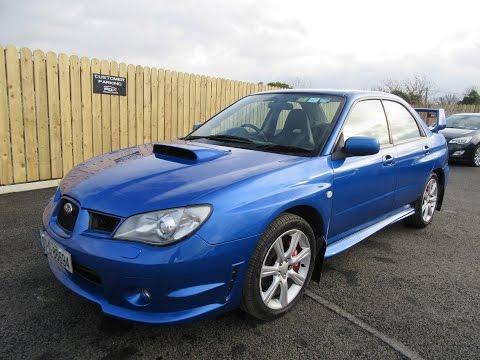 Review & Test Drive: 2007 Subaru Impreza WRX 2.5