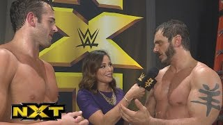 Was macht Aries & Strong zum perfekten Team?: WWE NXT Exclusive, 19. Oktober 2016