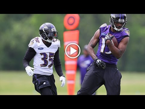 First Look: Shareece Wright Practice Highlights | Baltimore Ravens