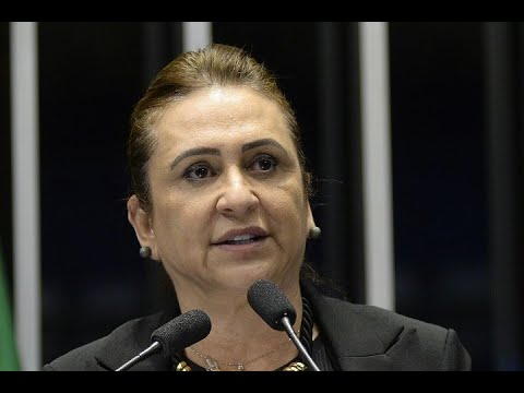Kátia Abreu critica gestão dos serviços de saúde pública no Tocantins