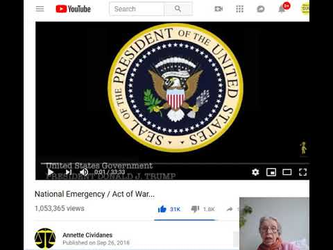 YES, IT'S REAL FOLKS ! MILITARY TRIBUNALS  at GITMO - GLOBAL CURRENCY RESET COMING Mp3