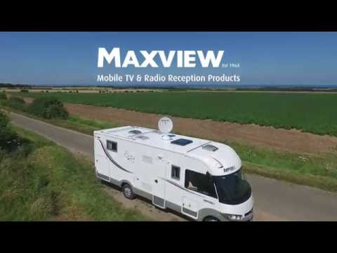 Maxview - Target Automatic Roof Mounted Satellite System