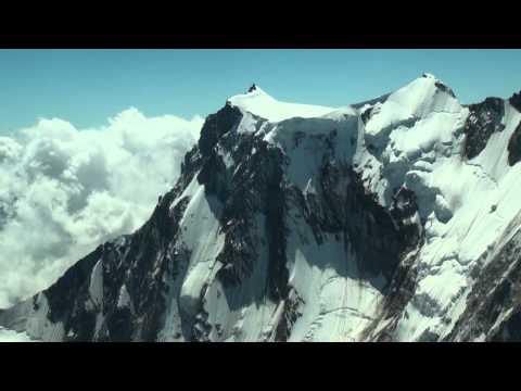 Flight Buttwil - Berner Alpen - Matterhorn - Locarno - Gotthard - Titlis - Buttwil