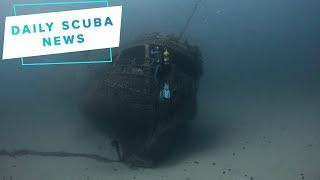 Daily Scuba News - Scuba Divers Find Ghost Ship