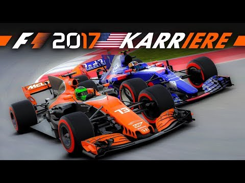 Was für ein COMEBACK! – F1 2017 KARRIERE #80 | Formel 1 4K Gameplay German