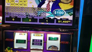 VGT SLOTS - MR MONEYBAGS HIGH LIMITS $100 MAX BET ATTEMPT #10