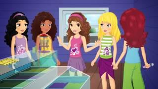 LEGO Friends Webisode - Sezóna 2, ep.4 - Zajímavá zmrzlina