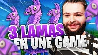 ON TROUVE 3 LAMAS EN UNE GAME ! ft ADZ