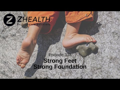 Strong Feet Strong Foundation